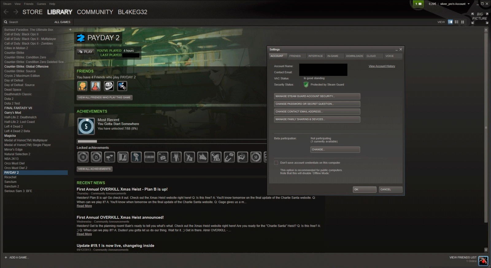 Game Protection on Steam: Steam's Own Methods and 3rd Party DRM