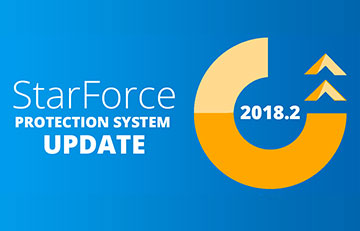 StarForce Protection Systems update