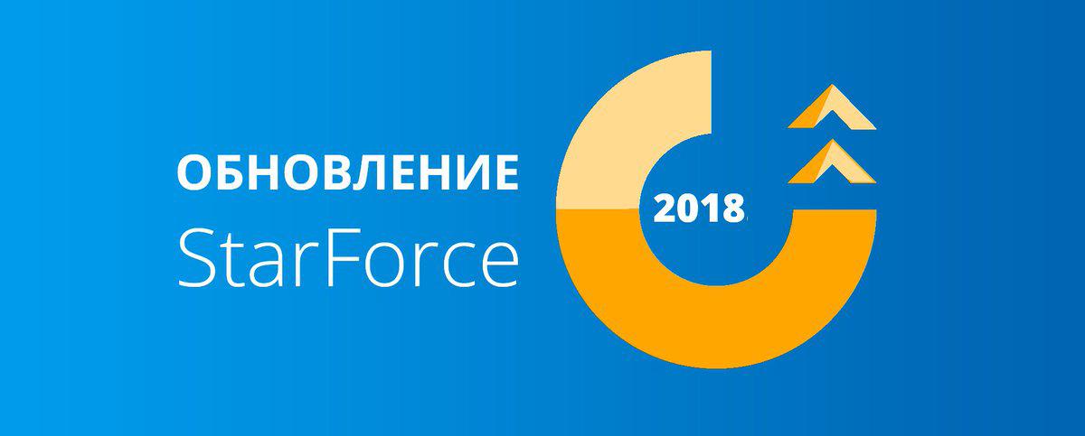 Новое в 2018 – как изменились продукты StarForce